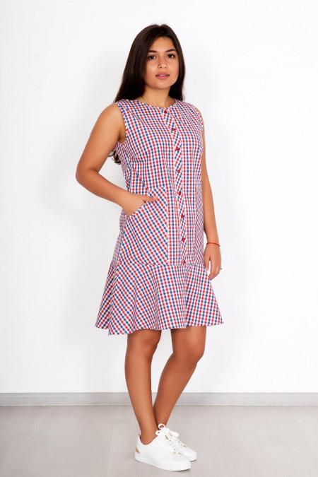 2d04c4f11eb Летнее платье-сарафан женское Хилена 5390 ЛИК - 1
