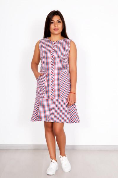 7f4cd9e9452 Летнее платье-сарафан женское Хилена 5390 ЛИК - 2 ...