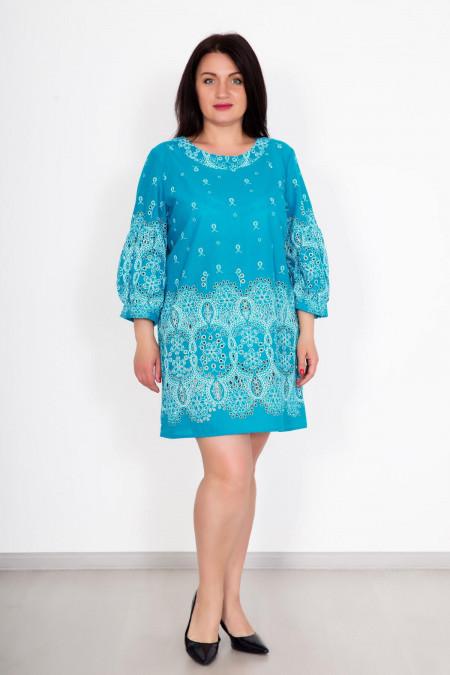 b602a16d5e4 Летнее платье женское Кассандра 5371ЛИК купить в интернет-магазине ...