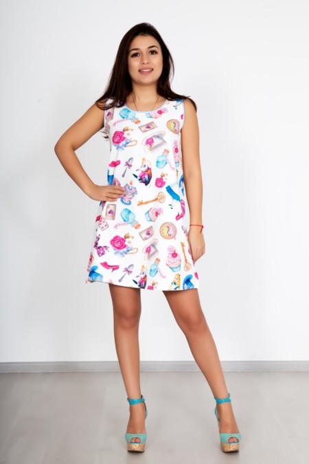 395afc8026f Летнее платье женское Алиса 3146 ЛИК (р-ры 40-54) купить в интернет ...